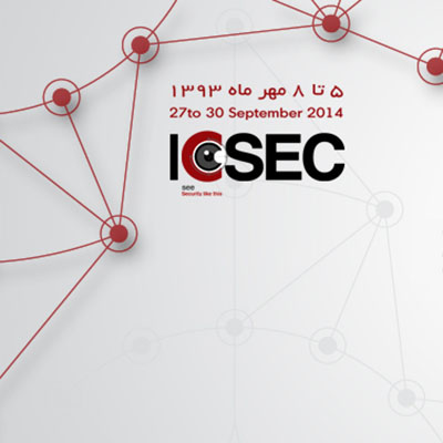 security exhibition in Iran (ICSec)